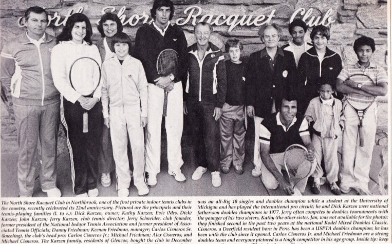 North Shore Racquet Club Picture
