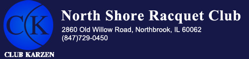 North Shore Racquet Club Logo